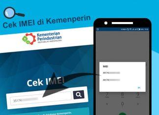 Bagaimana cara cek IMEI HP di situs Kemenperin?