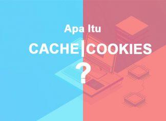 apa itu cache dan cookies pada sebuah browser