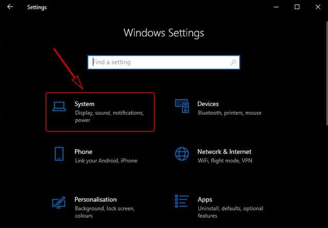 Mengatur agar layar Laptop tetap menyala di Windows 10