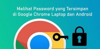 Cara melihat password yang tersimpan di browser Google Chrome