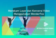 Aplikasi perekam layar dan konverter video di Windows