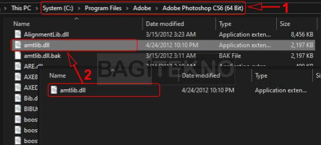 Cara aktivasi Adobe Photoshop CS6