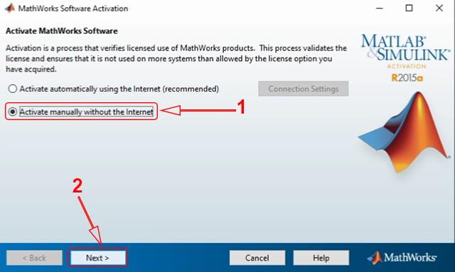 Cara Aktivasi Matlab R2015a