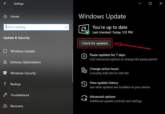Cara mengupdate Windows 10 agar selalu aman