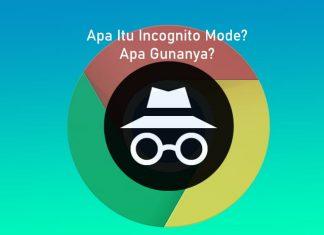 Apa itu Incognito mode pada Google Chrome