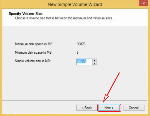 Cara membuat partisi baru di Windows 7
