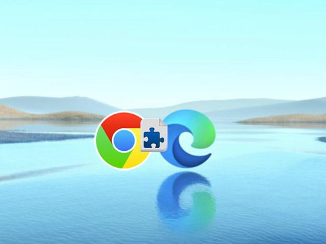 Cara memasang ekstensi Google Chrome di microsoft Edge Chromium