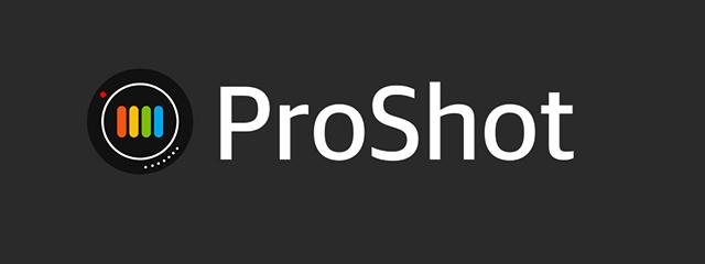 proshot camera apk