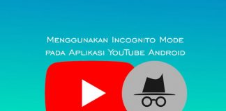 Cara menggunakan mode samaran pada aplikasi YouTube Android