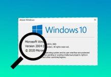 Cara cek versi Windows 10 yang terinstall di Komputer