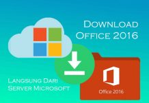 Cara download Office 2016 GRATIS langsung dari server Microsoft