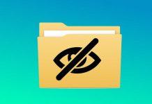 Cara menyembunyikan folder di laptop Windows