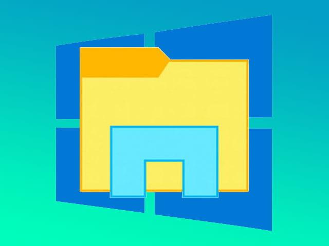 Cara membuka File Explorer di Windows