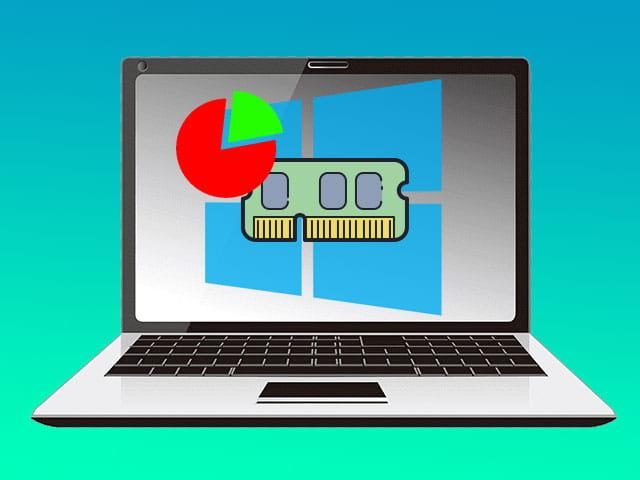 Cara mengetahui RAM laptop yang terpakai di Windows