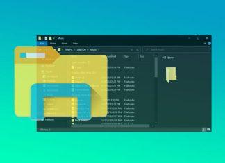 Tips dan trik menggunakan file explorer Windows 10