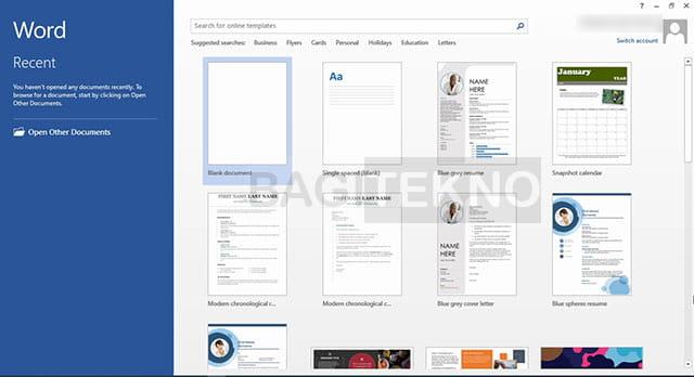 Mulai menggunakan Microsoft Office 2013
