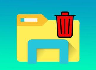 Cara mengosongkan Quick access File Explorer Windows 10