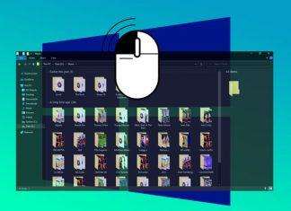 Cara membuka file dan folder di File Explorer Windows hanya dengan sekali klik