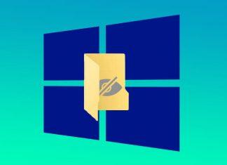 Cara menampilkan file dan folder tersembunyi di Laptop