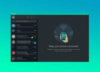 Cara mengubah tampilan WhatsApp Web menjadi dark mode atau tema gelap