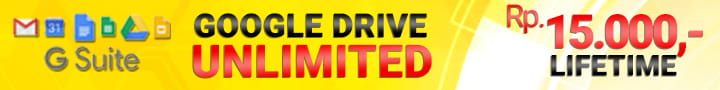 Google Drive Unlimited Murah