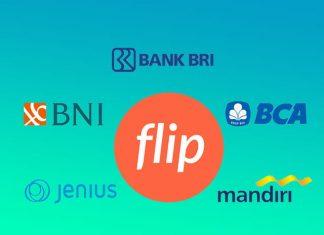 Cara menggunakan flip transfer