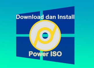 Cara download dan install software Power ISO di Windows
