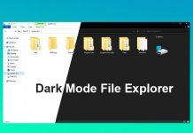 Cara mengaktifkan dark mode File Explorer di Windows 10