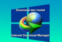 Download dan Install IDM gratis