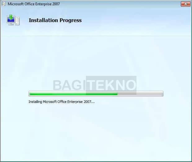 Install Microsoft Office 2007 di Windows 8/8.1 secara offline