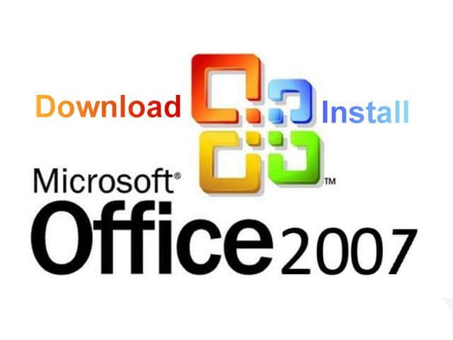 Cara mudah download dan install Microsoft Office 2007 Secara Gratis