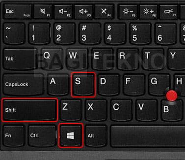 Shortcut terbaru untuk screenshot di Laptop Windows 10
