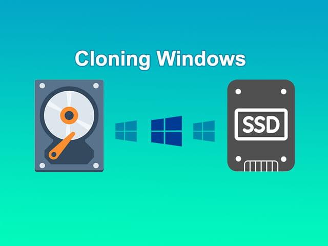 Cara Cloning Windows dari Hardisk ke SSD / HDD Baru