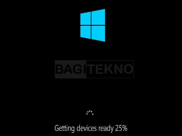 Finalisasi proses install Windows 8 / 8.1