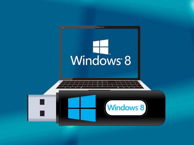 Cara install Windows 8 / 8.1 dengan Flashdisk tanpa kehilangan data