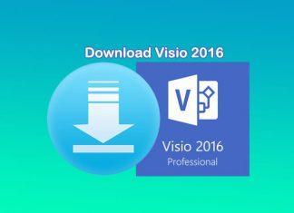 Cara download Microsoft Visio 2016 langsung dari server Microsoft