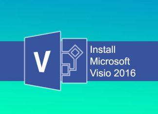 Cara install Microsoft Visio 2016 di Laptop Windows