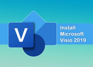 Cara install Visio 2019 di Komputer Windows 7 8 10