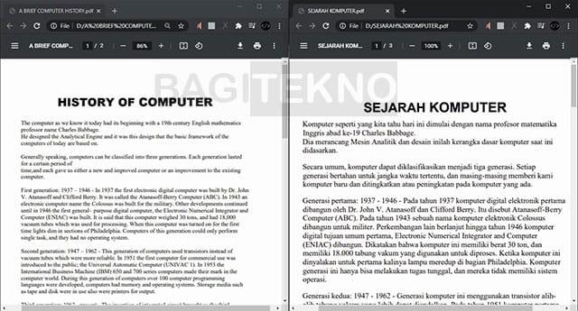 Hasil terjemahan file PDF bahasa Inggris ke Indonesia