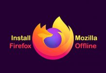 Cara download dan install Mozilla Firefox Quantum secara offline di Windows