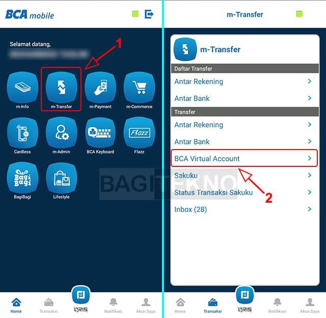 BCA Virtual Account