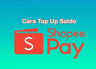 Cara top up saldo ShopeePay lewat M Banking