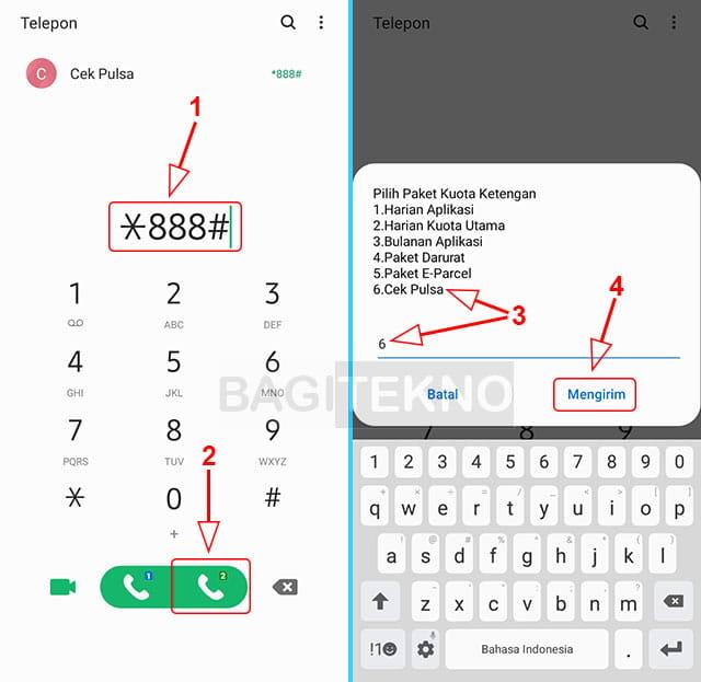 cara mengecek masa berlaku kartu as telkomsel