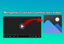 Cara mengambil foto dari video yang diputar di PC atau Laptop