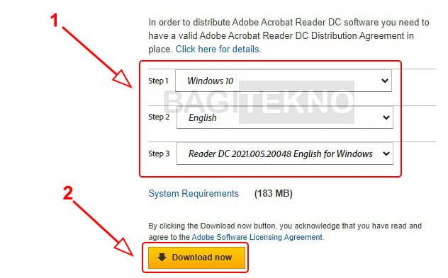 Download Adobe Reader gratis