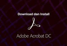 Cara download dan install Adobe Acrobat Reader di Laptop Windows 10
