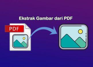 Cara mengambil gambar dari dalam file PDF dan simpan ke JPG atau PNG
