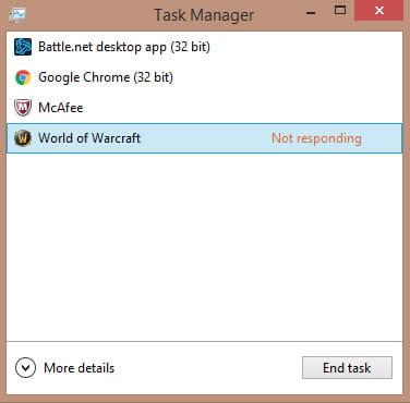 Cara mengatasi Laptop Windows selalu not responding