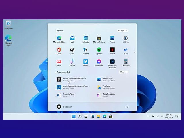 Apa saja fitur baru dan bagaimana tampilan Windows 11