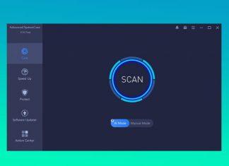 Cara meningkatkan kinerja Laptop dengan Advanced SystemCare Free
